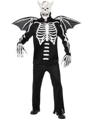Demon Bones Men's Gargoyle Halloween Costume