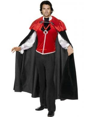 Gothic Manor Men's Vampire Halloween Costume