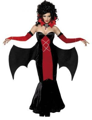 Gothic Manor Women's Vampire Halloween Costume