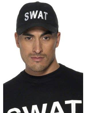 SWAT Commander Adult Costume Cap
