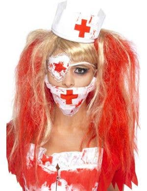 Bloody Nurse Halloween Costume Kit