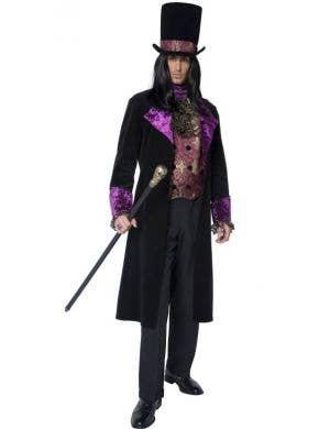 Gothic Count Men's Halloween Costume