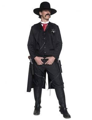 Authentic Western Sheriff Men's Costume
