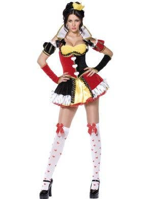 Boutique Queen of Hearts Women's Costume