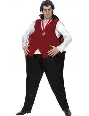 Fat Vampire Novelty Men's Halloween Costume
