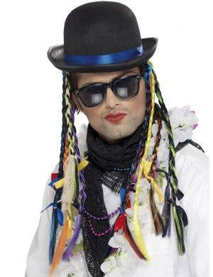 Boy George Chameleon Hat Costume Accessory
