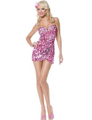 Jungle Honey Sexy Women's Costume