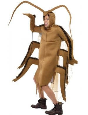 Cockroach Men's Novelty Halloween Costume