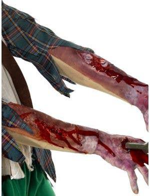 Zombie Latex Sleeve Halloween Costume Accessory