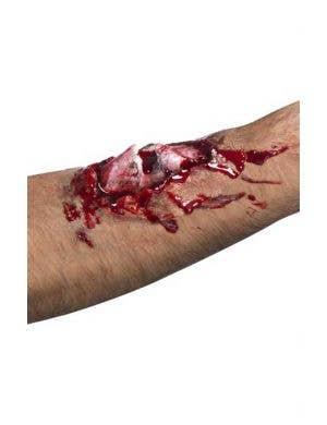 Broken Bone Special Effects Latex Prosthetic