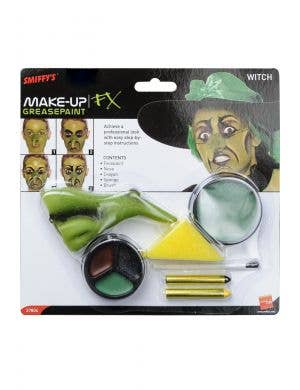 Wicked Witch Halloween Makeup Kit