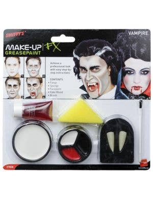 Greasepaint Vampire Special Effects Makeup Kit