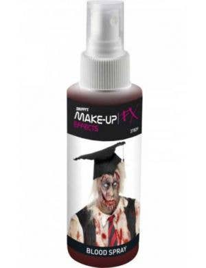 Red Fake Blood Spray Halloween Effects
