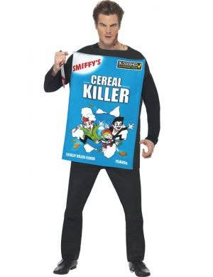 Cereal Killer Men's Novelty Halloween Costume