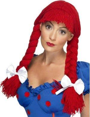 Rag Doll Women's Costume Wig