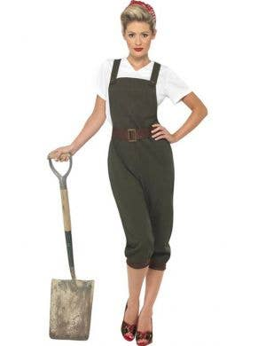 WW2 Land Girl 1940's Costume