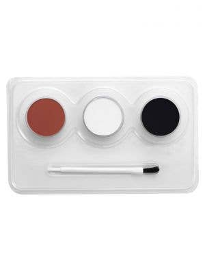 Water Based Pirate Makeup Kit Main Image