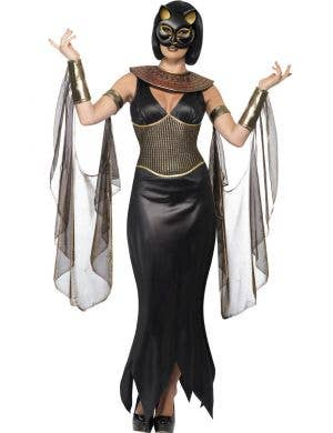 Egyptian Cat Goddess Women's Costume