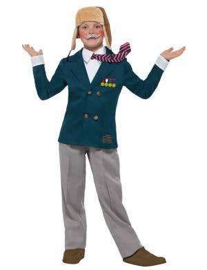 David Walliams Deluxe Grandpa's Great Escape Boy's Costume