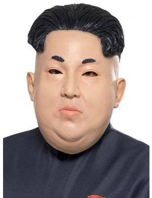 North Korean Dictator Adult's Latex Costume Mask
