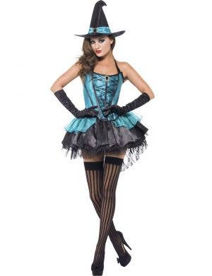 Witch Divine Lacy Women's Costume
