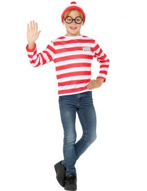 Where's Wally Kids Instant Kit Book Week Costume