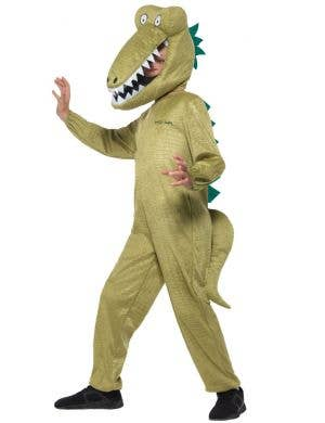Enormous Crocodile Kids Roald Dahl Book Week Costume