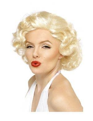 Marilyn Monroe Blonde Bombshell Wig