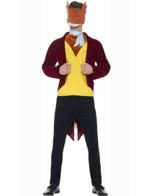 Roald Dahl Fantastic Mr Fox Men's Book Week Costume Front Image