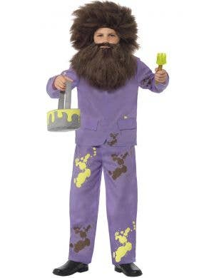 Mr Twit Boys Roald Dahl Book Week Costume