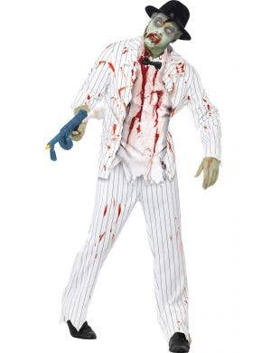 1920's Gangster Zombie Men's Costume Main Image