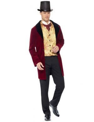 Edwardian Gentleman Deluxe Men's Costume