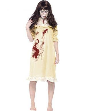Sinister Dreams Women's Halloween Zombie Costume