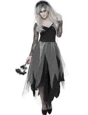 Graveyard Bride Women's Halloween Costume