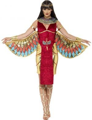 Egyptian Goddess Women's Fancy Dress Costume