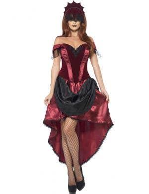 Venetian Temptress Sexy Women's Halloween Costume