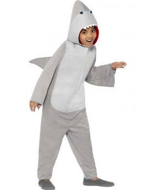 Shark Onesie Kids Costume