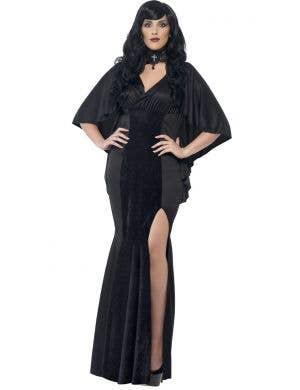 Gothic Vampire Plus Size Women's Costume Main Image