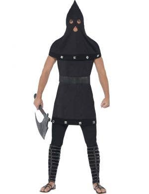 Men's Medieval Executioner Men's Halloween Costume Front
