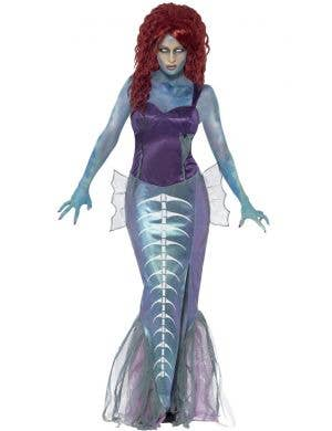 Zombie Mermaid Women's Halloween Costume