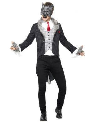 Deluxe Big Bad Wolf Men's Halloween Costume