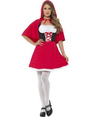 Little Red Riding Hood Women's Fairytale Costume