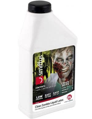 Smiffys Halloween Low Ammonia Beige Liquid Latex - Main Image
