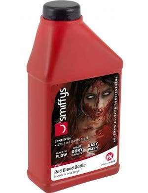 Big 473ml Bottle Of Fake Special Effects Halloween Blood