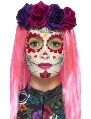 Day of the Dead Sweetheart Makeup Kit