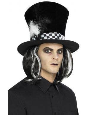 Dark Tea Party Mad Hatter Hat