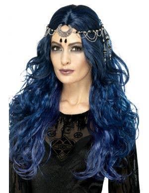 Women's Gothic Moon Fancy Dress Head Jewellery
