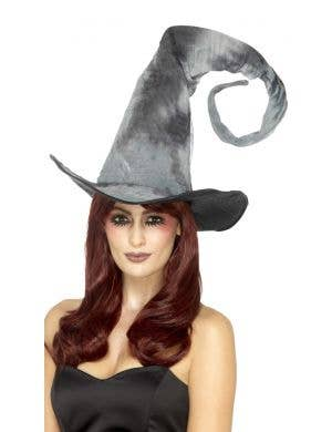 Deluxe Spellbound Decayed Witch Hat Costume Accessory