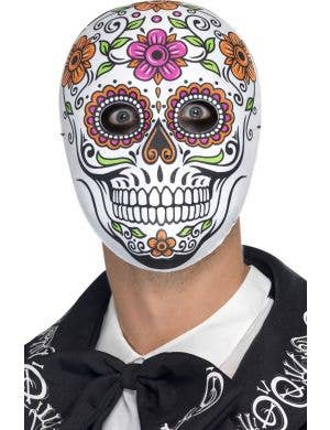 Mexican Day of the Dead Adult's Face Mask