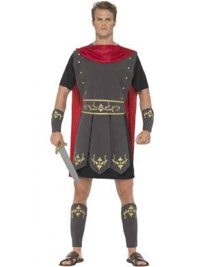 Roman Gladiator Ancient Rome Men's Fancy Dress Costume